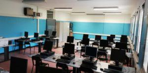 Laboratorio informatico Da Vinci